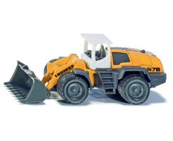 Liebherr Four Wheel Loader