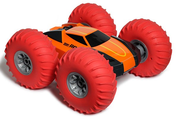 Jumping Car 2,4GHz R/C orange/black