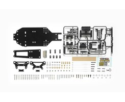 TA02 FRP Chassis Conversion Set